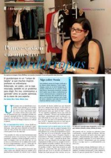BONITA-LA NACION 1ra Parte -Sonia McRorey Asesoria de Imagen Personal y Corporativa
