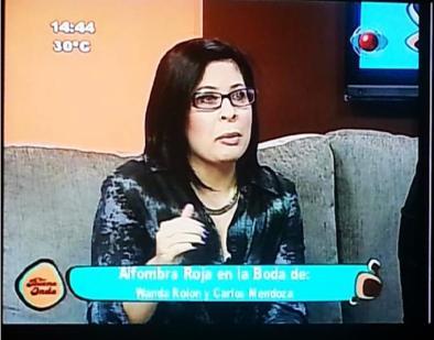 Sonia McRorey Asesora de Imagen Personal y Corporativa - Con Buena Onda - Red Guarani