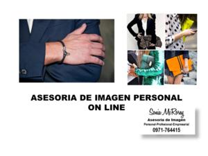 Asesoramiento de Imagen Personal On line