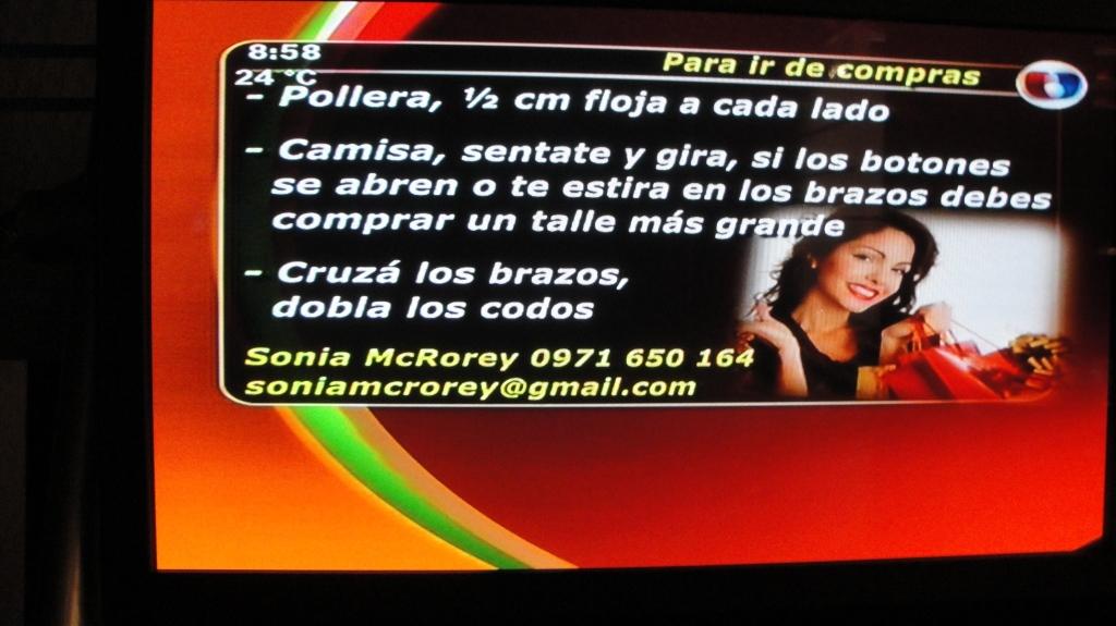 SoniaMcRoreyAsesoriaDeImagen-Asuncion-Paraguay-Unicanal-Tips-Compras