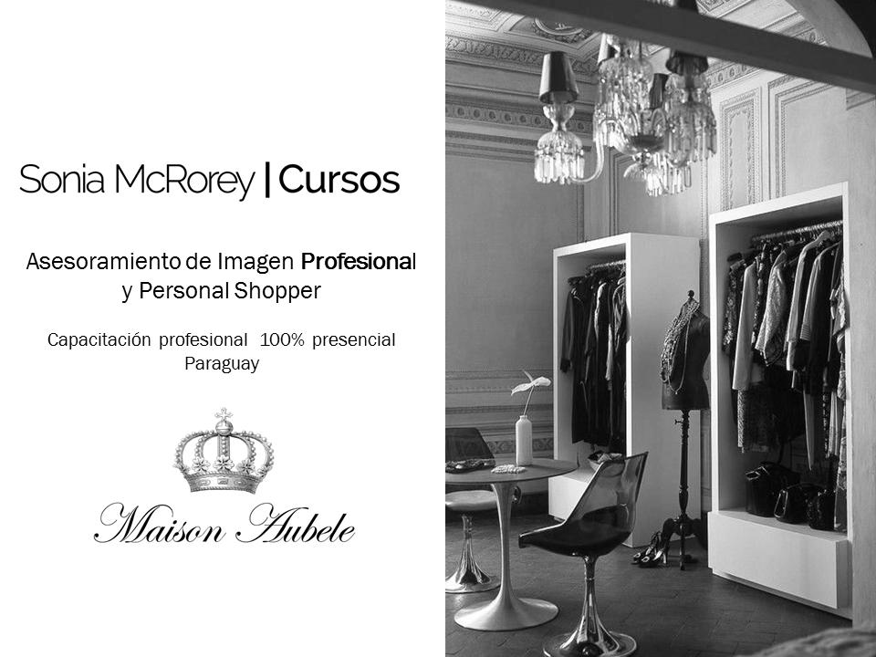Asesoramiento de Imagen profesional y Personal Shopper MaisonAubele SoniaMcRorey