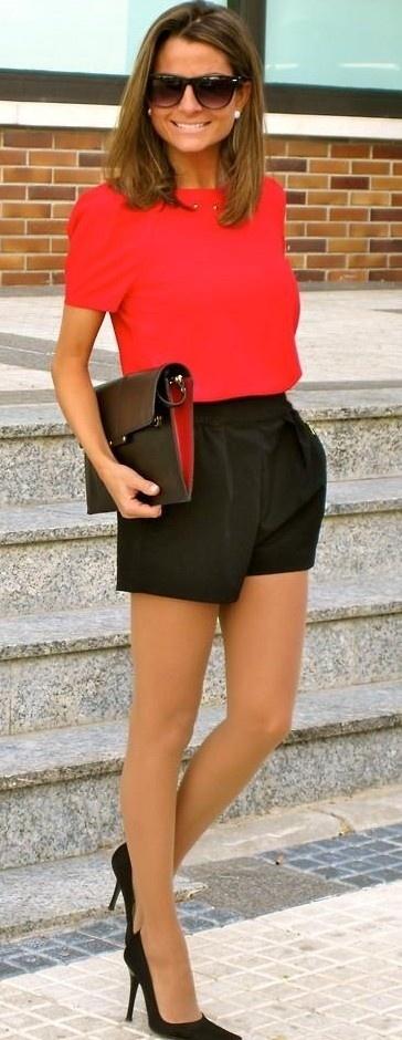 Vestir de Rojo Sonia McRorey Asesora de Imagen Personal Shopper especialista en Estilo MOda Tendencia