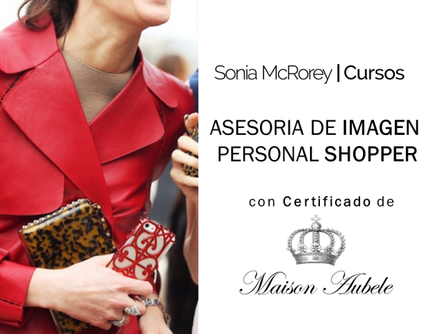 Asesora Asesor de Imagen profesional con Certificado Maison Aubele-SoniaMcRorey-Curso-Paraguay