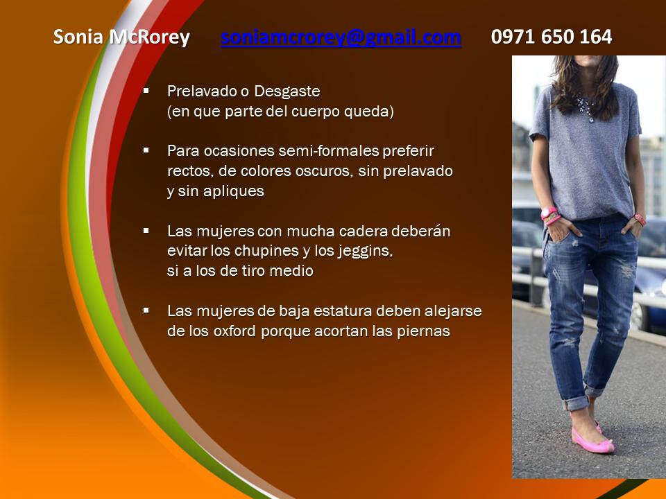 Tips para elegir el jean ideal 2-AsesoriadeImagen-Sonia McRorey-Unicanal