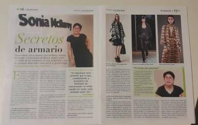 Revista Bonita - Diario La Nación.