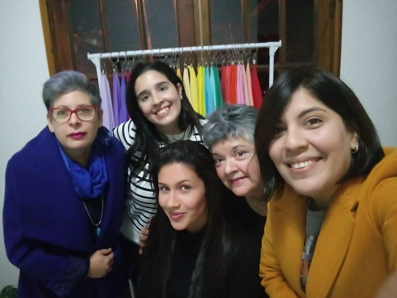 SoniaMcRorey Paraguay Mexico asesor asesoria personal shopper guardarropa color colorimetria rostro buenos negocios