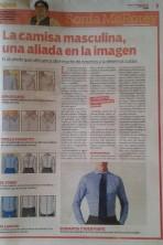 Colaboracion VivirBien Camisa - Asesor Asesora Consultoria Asesoria Imagen Personal Shopper Hombre Tijuana Asuncion Paraguay