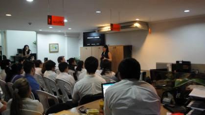 Asesoria de Imagen Personal y Corporativa Sonia McRorey Asuncion Paraguay