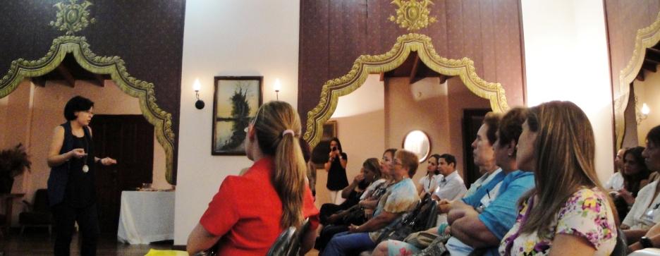 Sonia McRorey Cursos Charlas Talleres y Asesoria Asesoramiento de Imagen Asuncion Paraguay