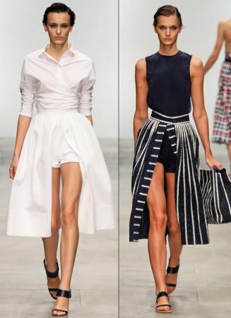 Primavera soniamcrorey asesoria de imagen personalshopper imageconsultant latina personalstylist asuncion tijuana skirt-over-shorts