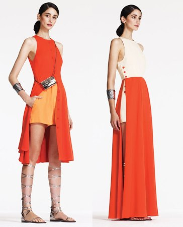 soniamcrorey usa la tendencia para potenciarte tendencia layering-superposicion-long-skirt-over-shorts