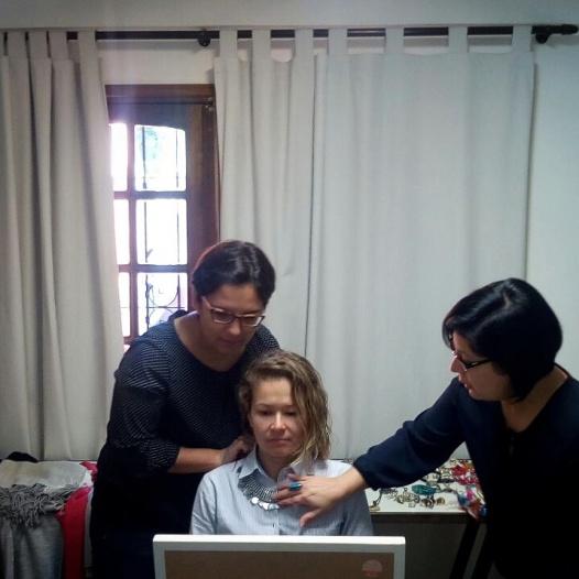 Dinamica en clase curso estudia convertite -asesor-asesora-asesoria de imagen-personalshopper Tijuana BajaCalifornia